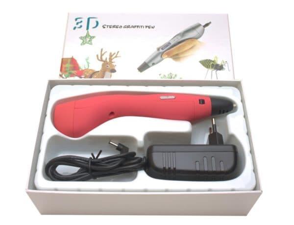 Набор 3D ручка и зарядное устройство