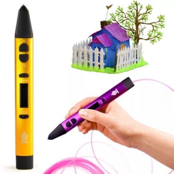 3D ручка Spider Pen Pro 3D