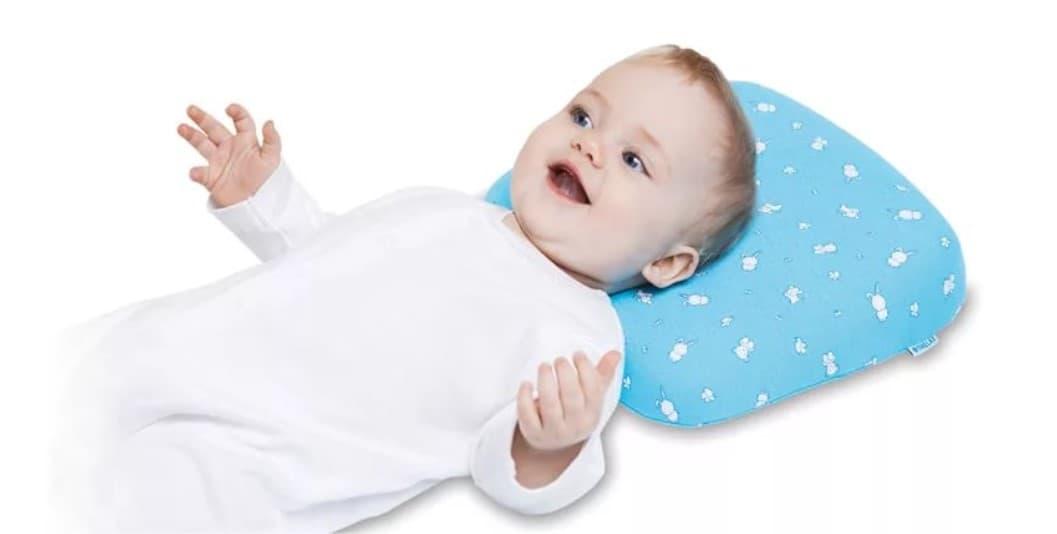 Материал и правильный выбор детской подушки