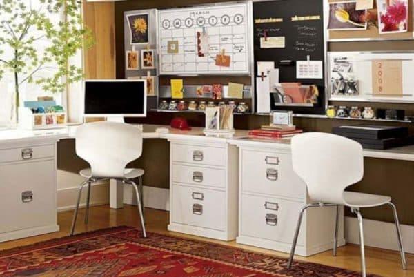 стол для двоих подростков