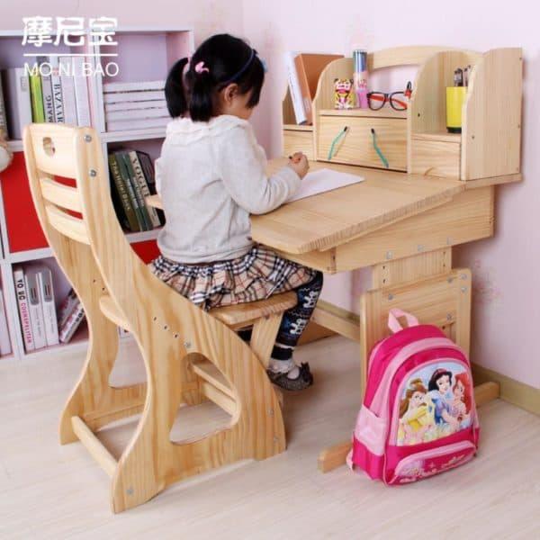деревянный стул для учебы