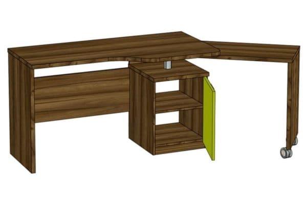 раскладной стол для двоих детей
