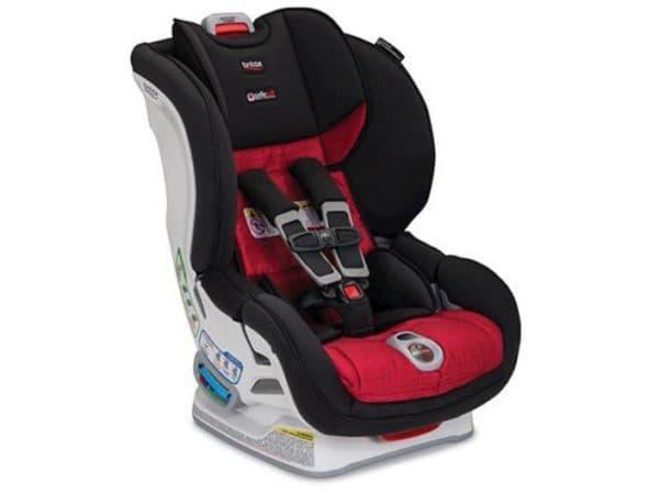Самое безопасное детское автокресло в машину