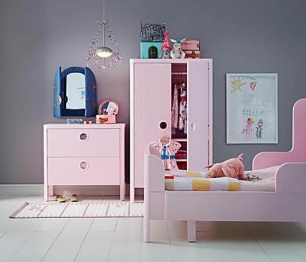 мебель из массива для девочек ИКЕА