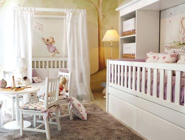 дизайн комнаты для девочки IKEA
