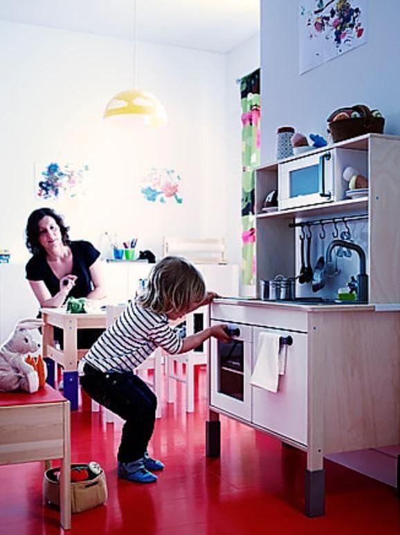 кухня для маленькой хозяйки ИКЕА