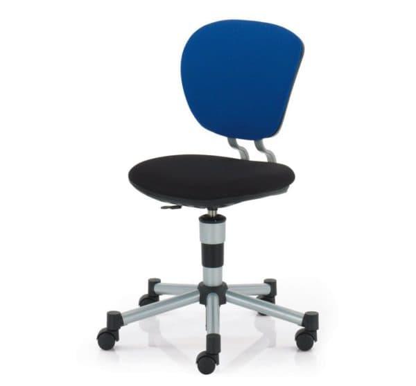 крутящийся стул без подлокотников
