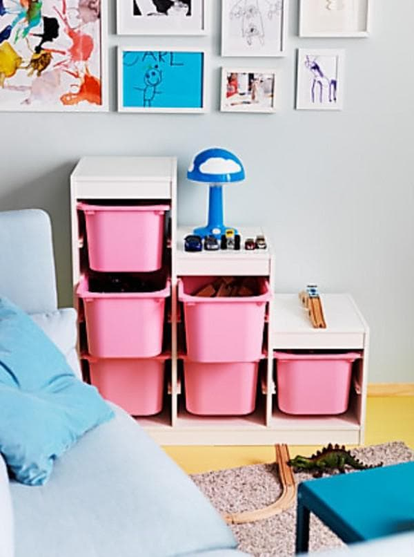 модуль для хранения игрушек ИКЕА