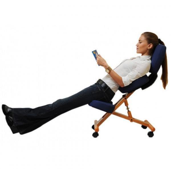 умный ортопедический стул для школьника