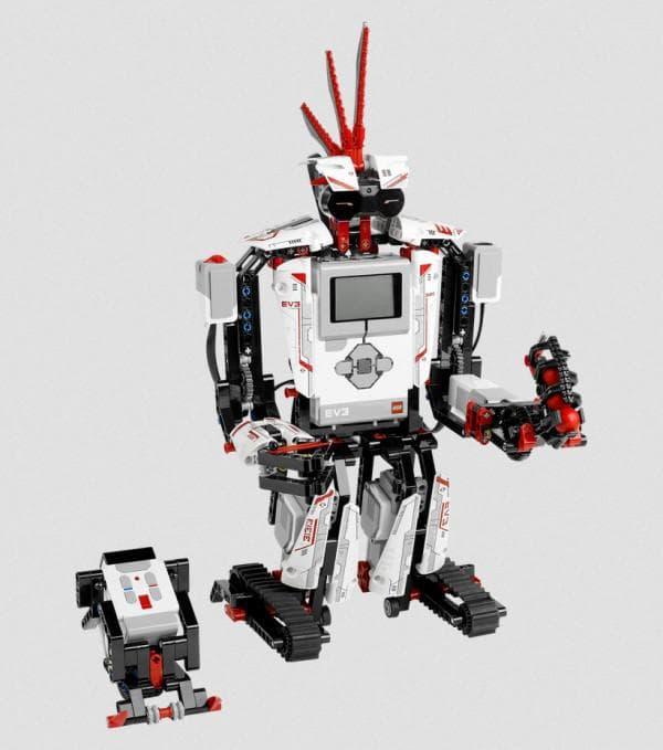Лего робот конструктор детский