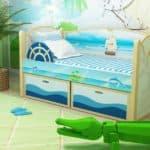 Детские кроватки от 2-х лет с бортиками: разумный подход