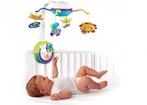 Игрушка на кроватку для новорожденного