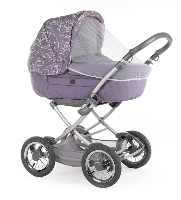 Летняя коляска для новорожденного