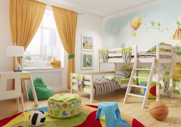 Кроватки детские Соня