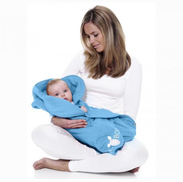 Теплое и мягкое одеялко для новорожденного