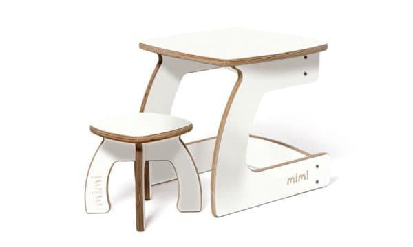 Столы и стульчики из фанеры для детей от 1 года