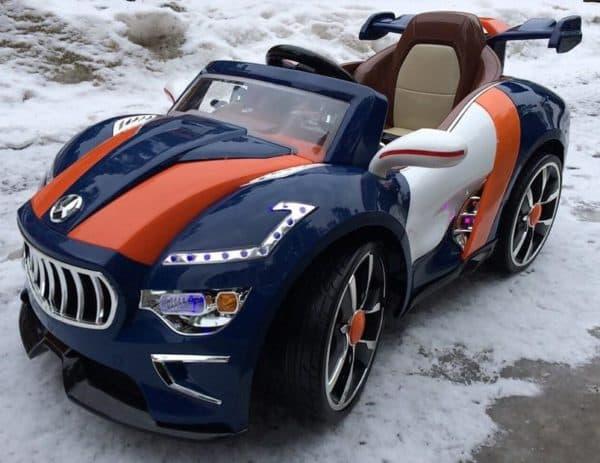 Премиальный электромобиль для ребенка