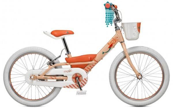 Лучший велосипед для девочки 3 лет