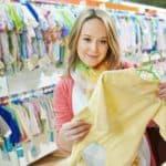 Как определить размер одежды для новорожденного — таблицы по месяцам