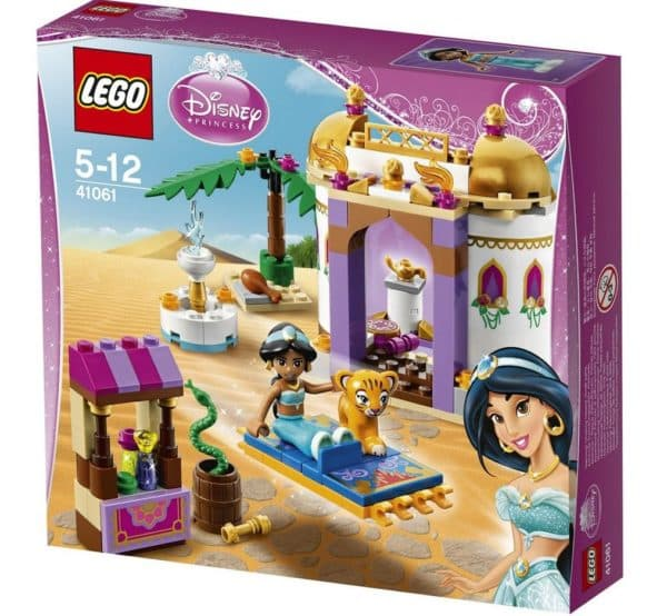 Набор для сборки LEGO Disney Princess