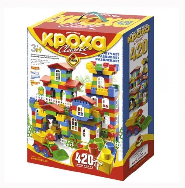 Конструктор типа LEGO DUPLO