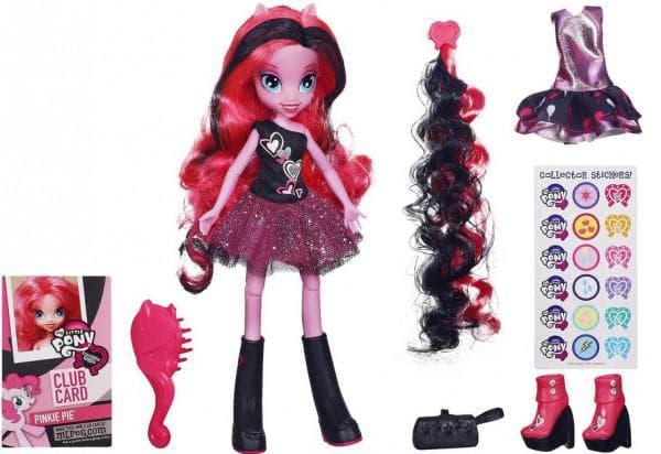 Кукла Пинки Пай из Эквестрии шарнирная