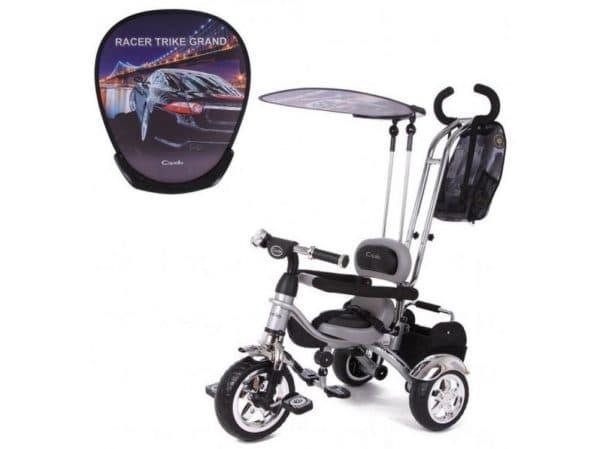 Легкий трехколесный велосипед для мальчика