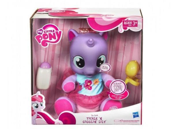 Интерактивная игрушка пони