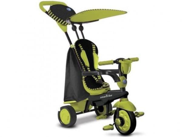 Надежный трехколесный велосипед для ребенка