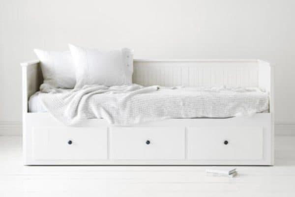 Кровать с ящиками детская ИКЕА