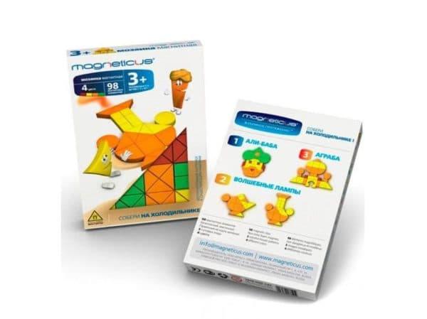 Магнитная мозаика для детей от 3 лет