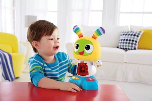 Робот игрушка BiBo от Fisher Price