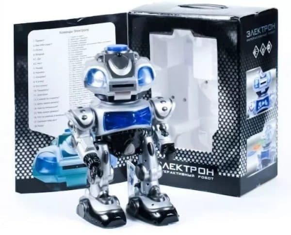 Детский робот-игрушка Электрон