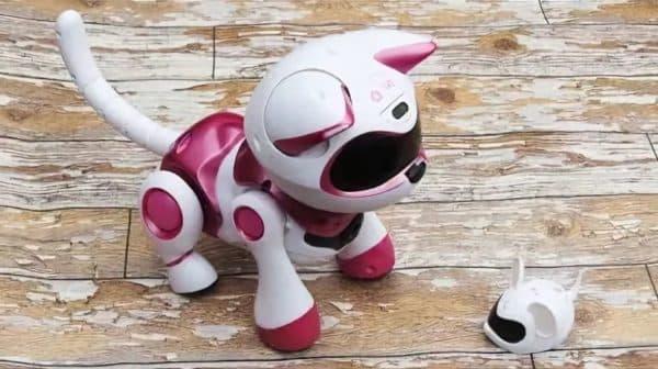 Робот-игрушка Teksta Kitty