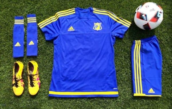 Детская форма для футбола Adidas