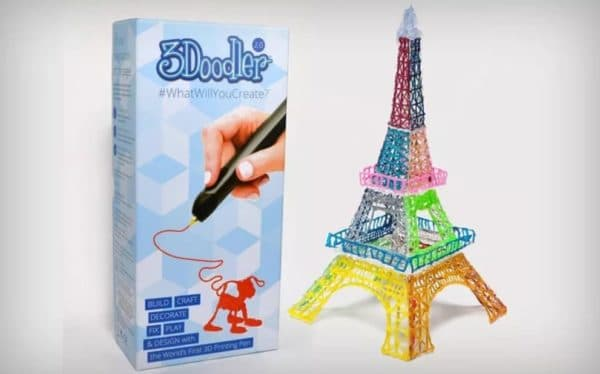 3D ручка 3Doodler 2.0