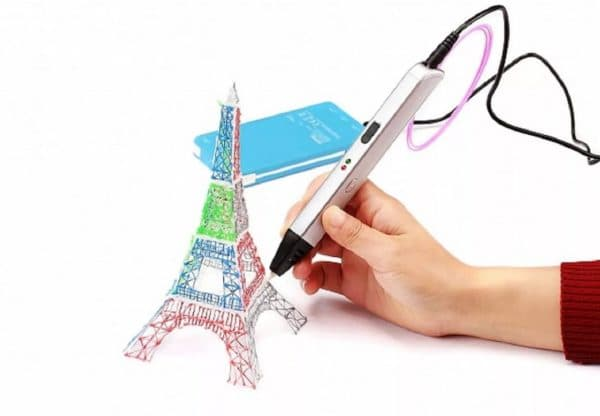 3D ручка PR 600 A