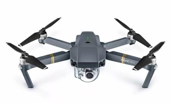 Квадрокоптер с видеокамерой Dji Mavic Pro