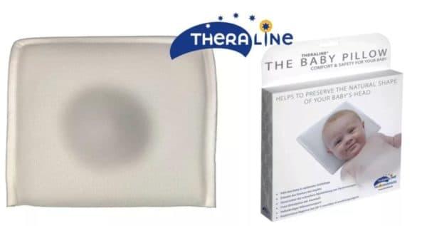 Подушка для ребёнка 1,5 года Theraline Baby Pillow